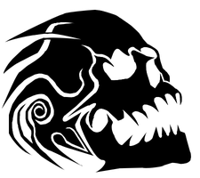 Shadow Skull by FireflyUSER