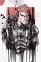 MAN OF STEEL: Zod by natty81