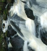 Water stream by Oldorf