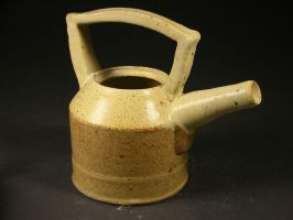 Buckwheat Teapot by brdgathrer