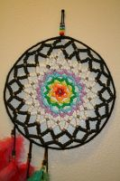 Beaded dream catcher catches your eye by Arachnoid