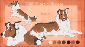 STS Dog - Summer by ShockTherapyStables