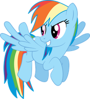 Rainbow Dash Flyer Sport by Mighty355