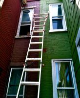 Ladder by Flamesofmercy