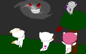 Demons D: by nobleheart123