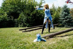 Open the gates! - Fairy Tail cosplay by amikoRoyAi