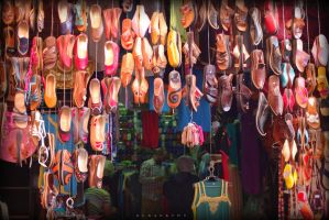 Color your Feet from this Shoe Shop by alahay