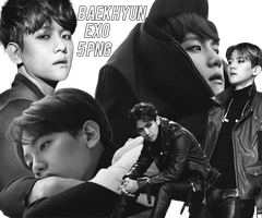 Baekhyun (EXO) [PNG PACK] by ByMadHatter