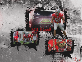 Ross Homan Wallpaper by KevinsGraphics