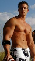 Hot Shirtless Guy 66 by Stonepiler