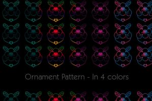 Pattern. Ornament by ZeBiii