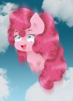 The One With Her Head In The Clouds by Avelineh