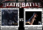 Death Battle 3 by TrefRex