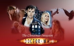 Doctor Who-The Cristmas Invasion by BadWolf86