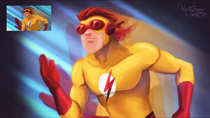 KidFlash - Remake by VicTycoon