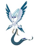 Evolution of Articuno by Pokanime1