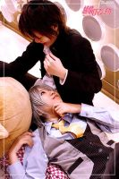Junjou Romantica : Normal Day? by Bluedknn