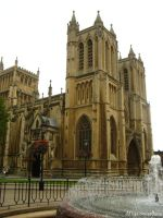 Bristol Cathedral 2 by missionverdana