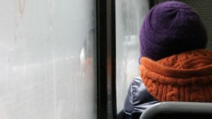 Winter on the bus by bardamu1961