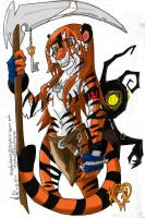 KH Tigress - Disneyfied by AngelTigress03