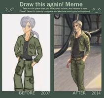 Meme Before And After: Mechanic by R-Aters