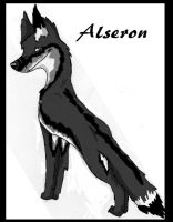 OFMA Contest- Alerson by German-Shepherd-Girl