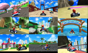 Mario Kart 3DS Screenshots 1 by Painbooster1