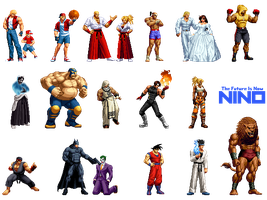 Random Select Collection by Street-Spriter
