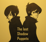 The Last Shadow Puppets by tsubasari