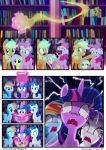MLP - Timey Wimey page49 by Light262