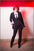 That Reaper: Grell Sutcliff by SequinSuperNOVA