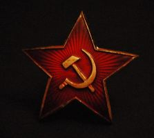 Hammer and Sickle by daliscar