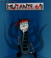 Mutante 69 :cover cap 1: by Mutant-69
