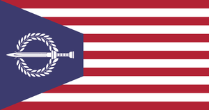 [Scarlet Storm] US Flag by RvBOMally