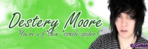 Destery Moore Siggy by cutielou