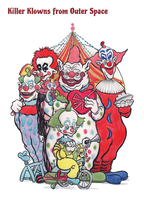 KillerKlowns by JonBeanHastings