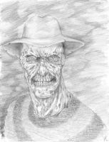 Freddy Krueger by malevor