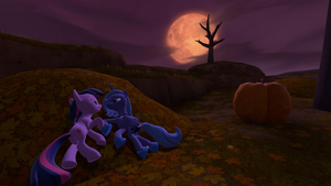 Dreams of Nightmare Night by TheDeadPlayersAlbums