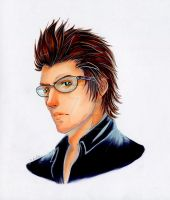 Ignis - Final Fantasy XV by Raven-Punch