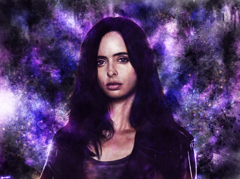 Jessica Jones by p1xer