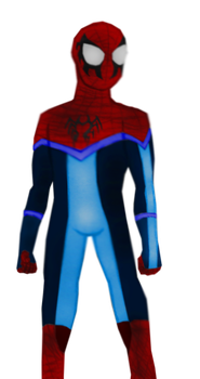 All-New Spider-Man Render by EarthCenturion