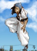 Grimmjow-for-Colliemon by Grimmjow-FC