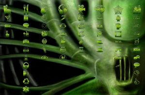 Green Jelly - PS3 Theme by yorksensation