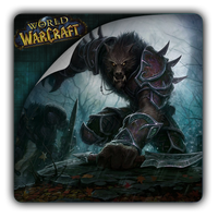 World of Warcraft v2 icon by Themx141