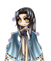 Commission-tsuranami by Yettyen