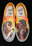 My Special Vans shoes by VICTOR5