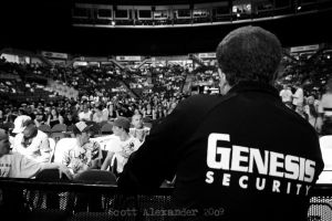 Portrait of pit security.. by straightfromcamera