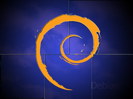 debian walls by Stevoknet