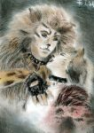 Tugger and Bombalurina by AngelFromHungary