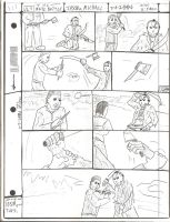 THE ULTIMATE BATTLE pg.121 by DW13-COMICS